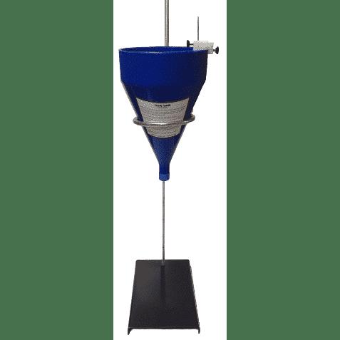 plastic grout flow cone