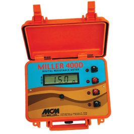 Digital Soil Resistance Meter