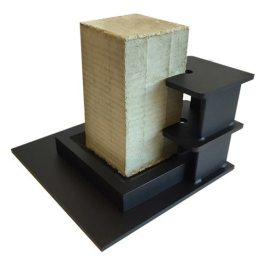 Grout Prism Capping Stand