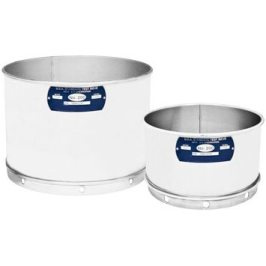 Stainless-Stainless Wet Wash Sieves