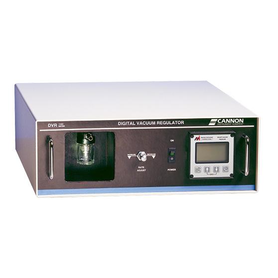 digital vacuum pressure regulators