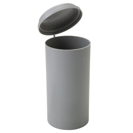 gray cylinder molds