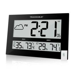 radio atomic traceable clock