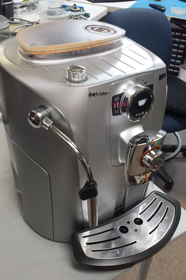 Saeco Giro Plus Coffee Espresso Machine