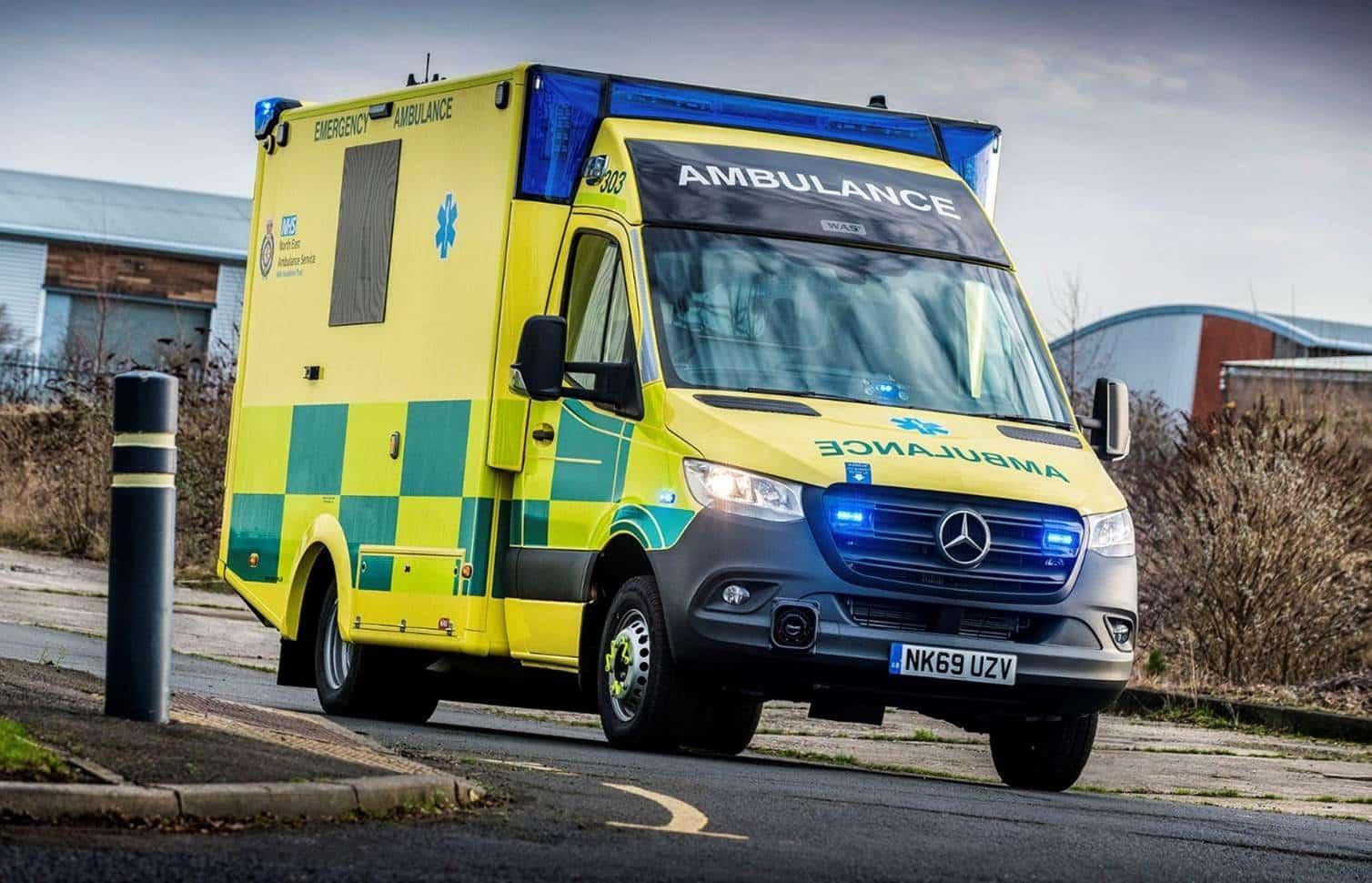 Essential Fleet Operator North East Ambulance Service ... on ( ̄︶ ̄)↗  id=56478