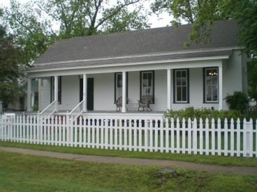 Jefferson Historic Home1