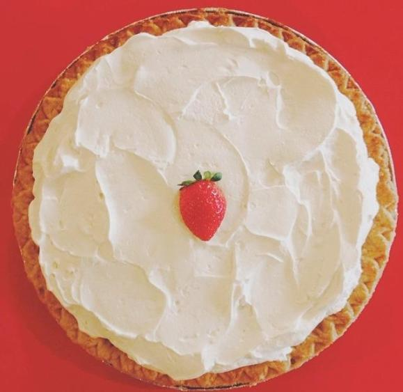 Oxbow Strawberry Pie