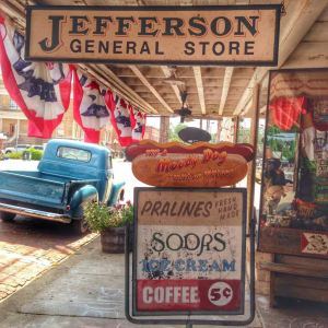 Jefferson general Store