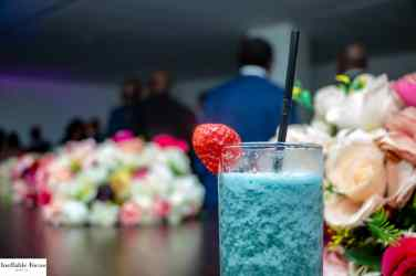 Drinks for corporate event and wedding