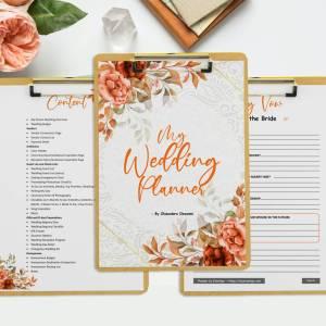 printable wedding planning checklist pdf