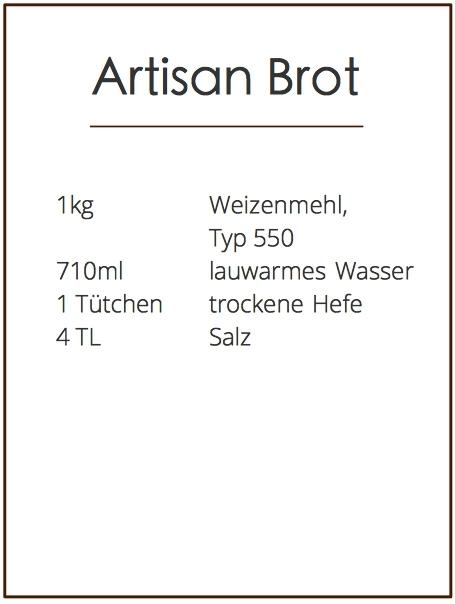Rezept Artisan Brot-001
