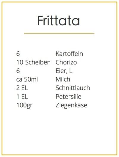 Rezept Frittata