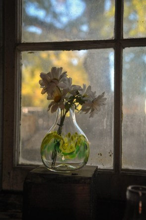 A finished vase