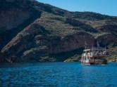 A tour boat