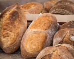 Yummy looking bread at the market