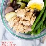 tuna nicoise salad recipe - pinterest