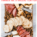 trader joe's cheese platter recipe - pinterest