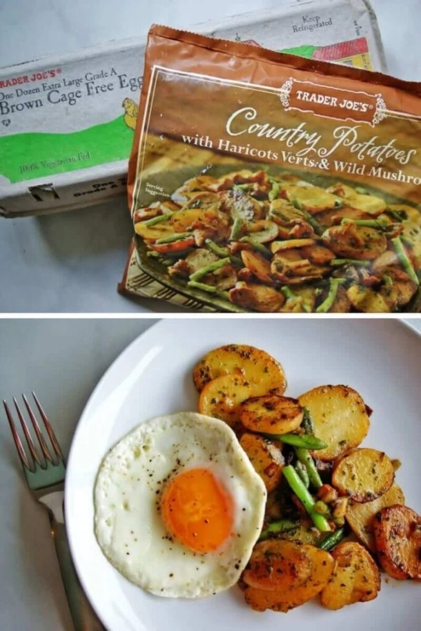 easy trader joes recipe country potatoes