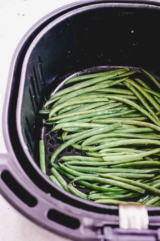 air fryer french green beans