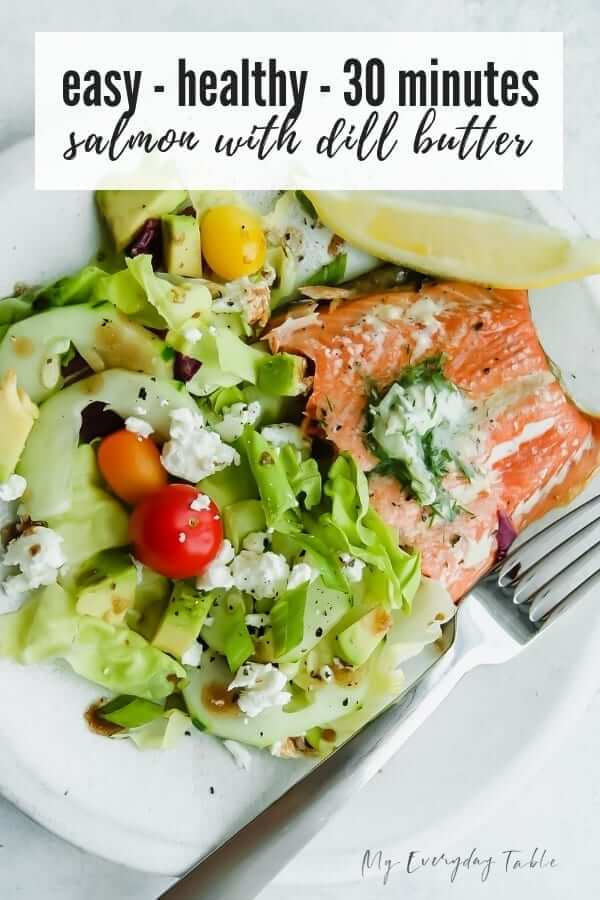 salmon with fresh dill butter3