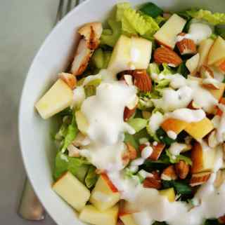 Waldorf Salad | anutritionisteats.com