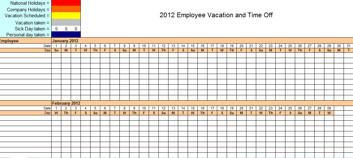 Getty images if you've been dreaming of buying a cabin in the woods, a cottage on the beach or some other retreat, you have compelling reasons to pull the trigge. Employee Vacation Tracking Excel Template
