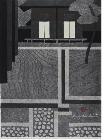Kiyoshi Saito DAITOKU-JI KYOTO, 1960