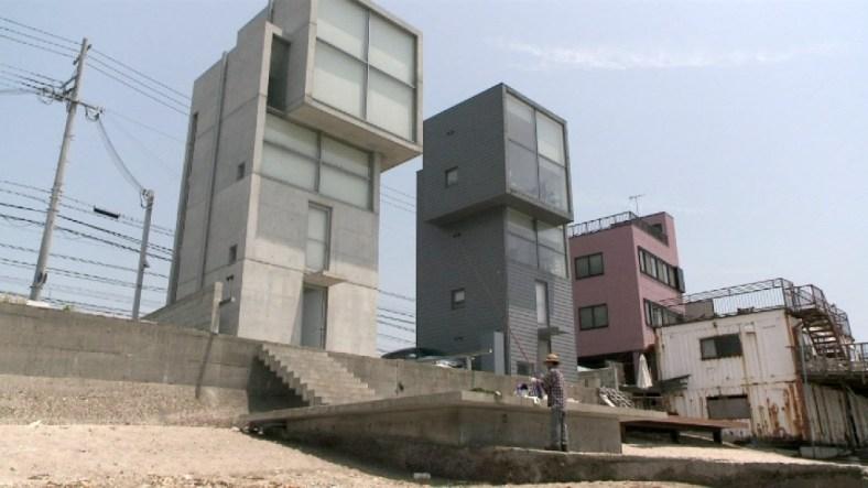 Tadao Ando, 4x4 House, Kobe, 2