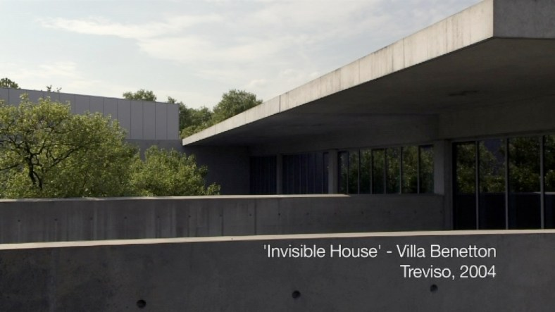 Tadao Ando, Invisible House, 2004,  ©Mathias Frick