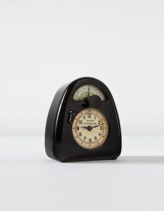 Noguchi, measured time clock and kitchen timer
