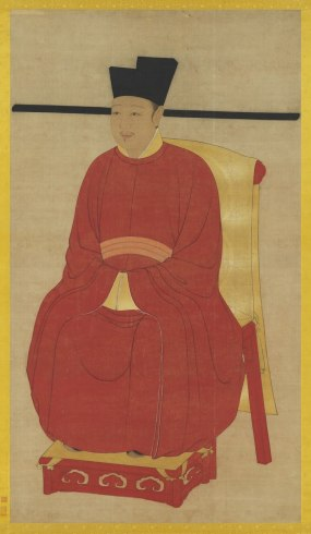 Seated_Portrait_of_Emperor_Song_Huizong.Taipei- National Palace Museum.tif