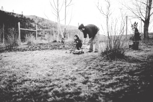 Outdoors Family Nature Together Father Son Missoula Photographer