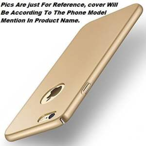 Mobiclonics Back cover for Oppo A57(Gold)