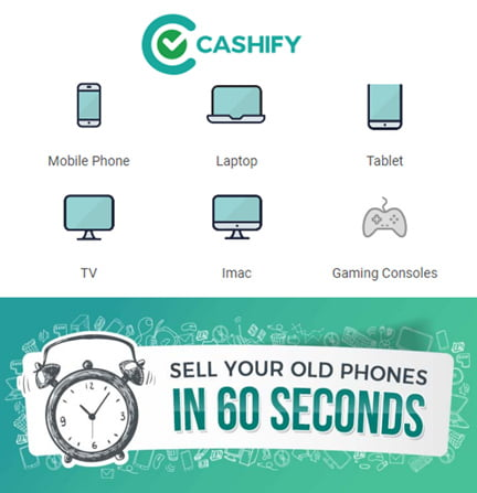 Sell old mobile in 60 seconds online with extra discount for Discount mobili on line