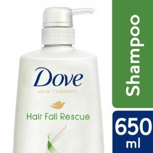 Dove Hair Fall Rescue 650ml Shampoo lowest online