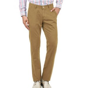 Upto 50% of Uber Urban Regular Fit Men Trousers