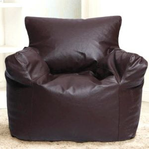 XXXL Filled Sofa Cum Bean Bag by SGS Industries