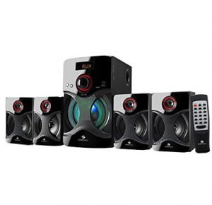 Zebronics 4.1 Channel Best Selling High Bass Multimedia Speakers