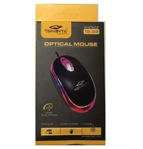 Terabyte 3D Optical wired USB Mouse at Lowest Price