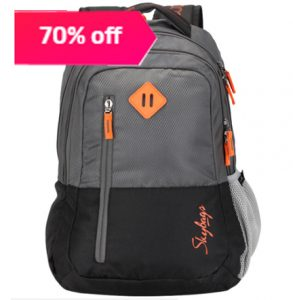 Loot Offer ! Get 70% Off on Skybags Bagpacks at TataCliq