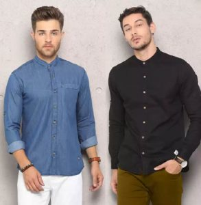 Metronaut Designer Men's Shirts at Lowest Price ever