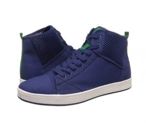 United Colors of Benetton Men's Blue Purple Sneakers with Huge Discount