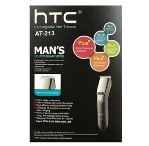 HTC At 213 Mustache & beard trimmer For Men Lowest Ever