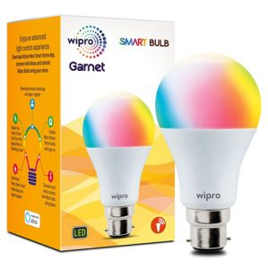 Wipro WiFi Enabled Smart LED Bulb at Lowest Price