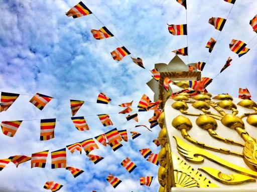 Temple in Hua Hin Thailand