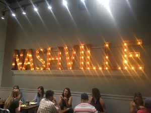 Nashville for first timers