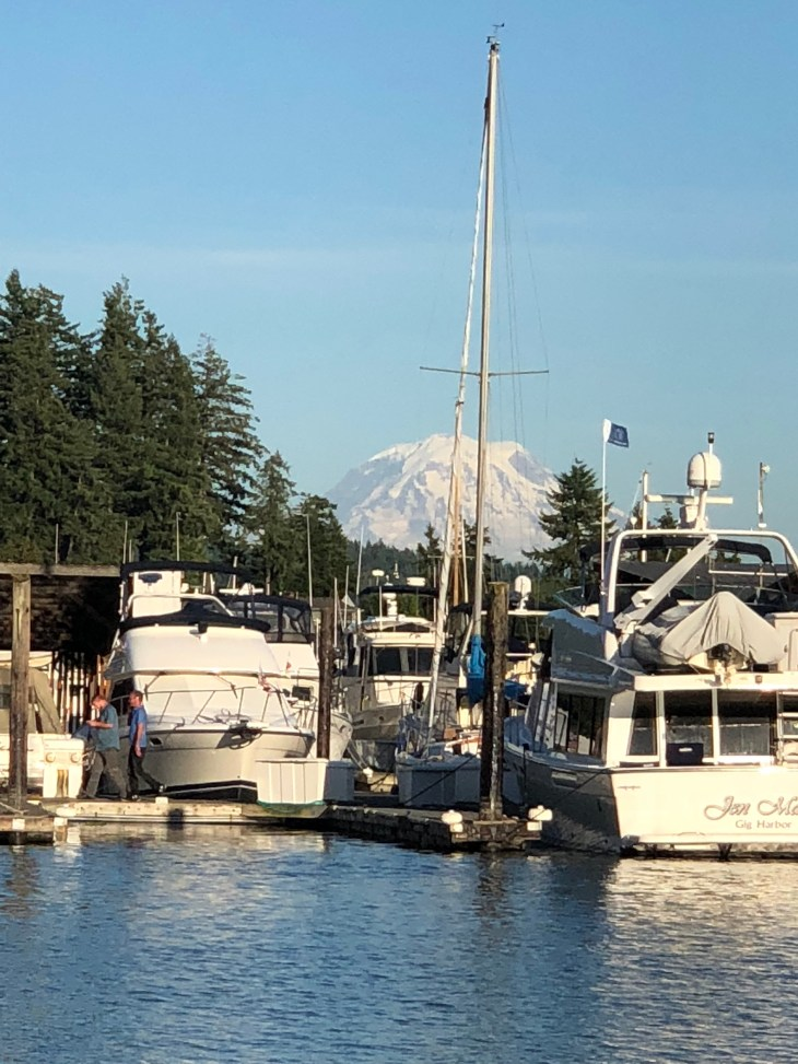 My Favorite Things in Washington State Gig Harbor