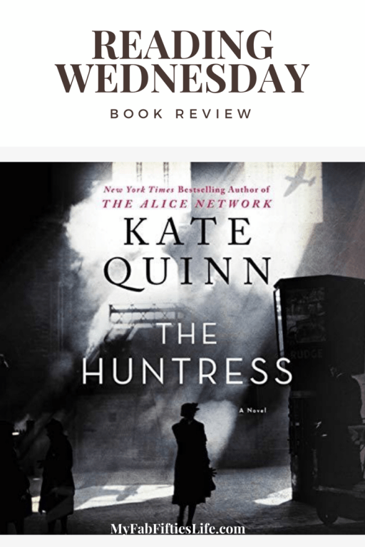 Book Review The Huntress by Kate Quinn