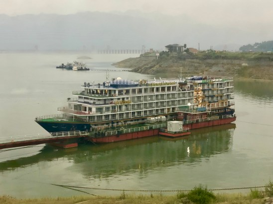 Victoria Cruises Yangtze