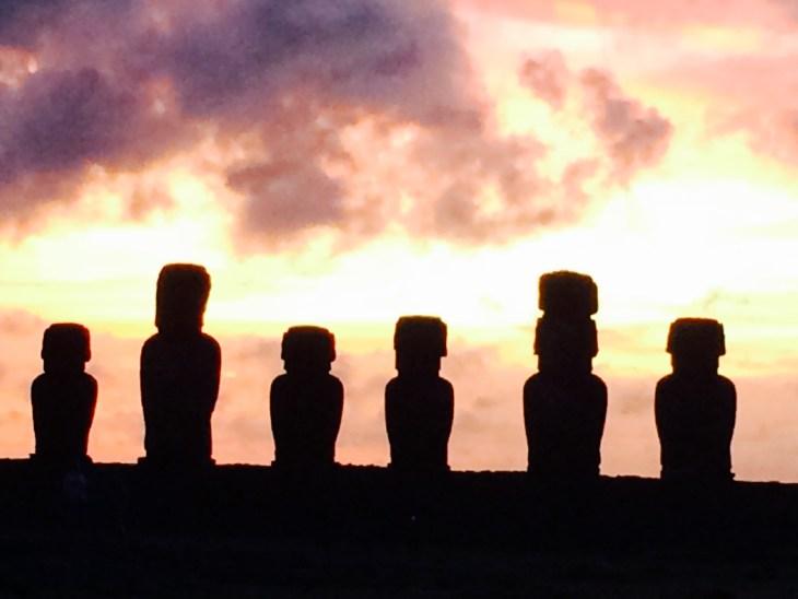 Rapanui Easter Island Chile